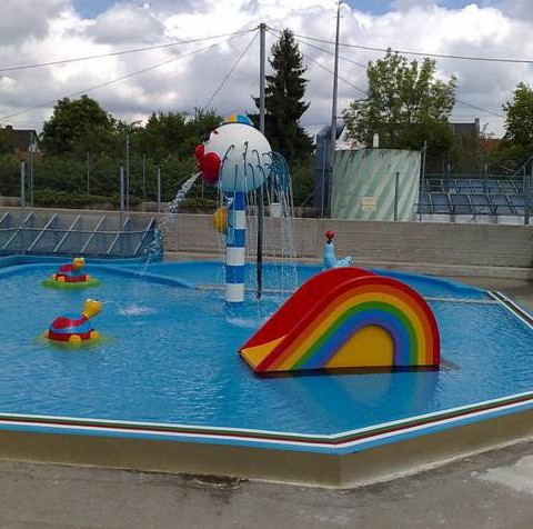 Childrens Pool Augsburg Germany