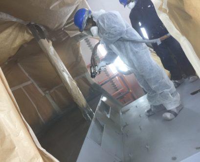 polyurea coating